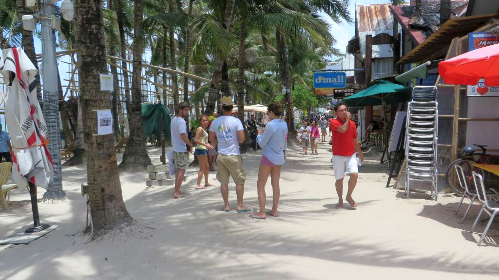 Boracay Girl Friendly Hotels ohne JOiner Fee