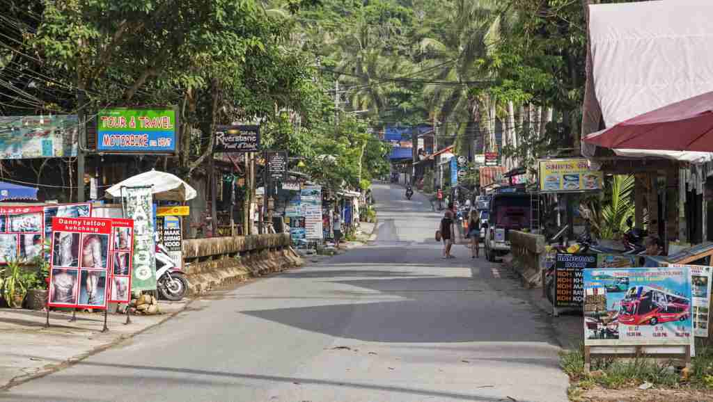 Koh Chang - Girl Friendly Hotels ohne Joiner Fee